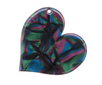 Zola Elements Moondance Acetate Heart Focal 35mm