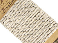Elegance Hemp Braided Rope 4mm, 3m