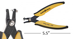 Euro Punch Oval Pliers 1x1.7mm