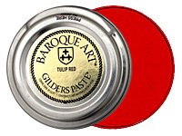 Tulip Red Baroque Art Gilders Paste 30ml