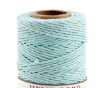 Sea Foam Green Hemp Twine 20 lb, 205 ft