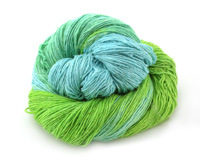 Peruvian Opal Lace Weight Silk Yarn
