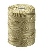 C-Lon Flax (.5mm) Bead Cord