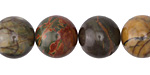 Red Creek Jasper Round 14mm