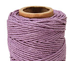 Lavender Hemp Twine 20 lb, 205 ft