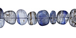 Kyanite Polished Pebble 4-8x8-13mm