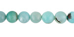 Sea Green Terra Agate Round 8mm