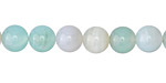 Sea Green Agate Round 8mm