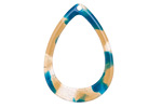 Zola Elements Tide Pool Acetate Open Drop Focal 22x31mm