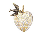 Vintaj Vogue Watchful Heart