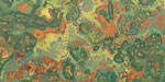 """Lillypilly Verde Patina Copper Sheet 2""""x10"""", 36 gauge"""
