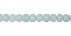 Amazonite Faceted Rondelle 5-6mm