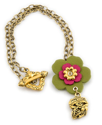 TierraCast Flor de Muerto Choker Necklace Kit