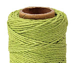 Lime Green Hemp Twine 20 lb, 205 ft