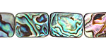 Abalone Thin Pillow 16x12mm
