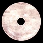 Rose Quartz Donut 54mm