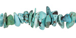 Chinese Turquoise Chips