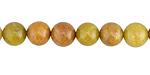 Australian Olive Green Opal Round 8mm