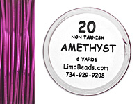 Parawire Amethyst 20 Gauge, 6 Yards