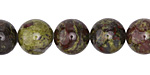 Dragon Blood Jasper Round 12mm