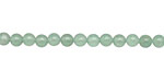 Green Aventurine Round 4mm