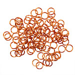 Artistic Wire Natural Chain Maille Jump Ring 5.56mm, 18 gauge