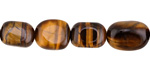 Tiger Eye Tumbled Nugget 10-14mm