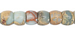 Impression Jasper Drum 7-8x10mm
