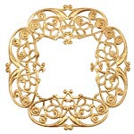Brass Openwork Filigree 47mm