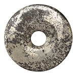 Pyrite Donut 45mm