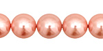 Blush Shell Pearl Round 14mm
