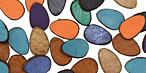 Lillypilly Assorted Leather Mini Teardrop 6x10mm