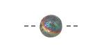 Xaz Raku Galactic Large Round 10-12mm