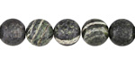 Green Zebra Jasper Round 10mm