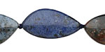 Sunset Dumortierite Flat Freeform Piece 20-30x15-16mm