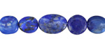 Lapis Tumbled Nugget 7-13x8-10mm