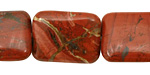 Red Jasper Thin Pillow 20x15mm