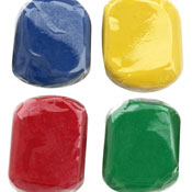 Crystal Clay Primary Multi-Pack 100 grams
