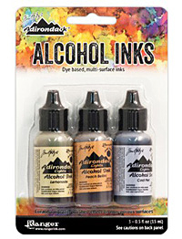 Adirondack Wildflowers Alcohol Ink Kit