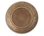 Vintaj Natural Brass Rosemal Bezel 41mm