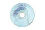 Arctic (light) Terra Agate Donut 31mm