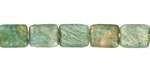 Russian Amazonite (Light) Pillow 10x8mm