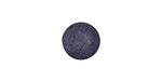 Matte Navy Blue Resin Round Cabochon 12mm