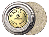 German Silver Baroque Art Gilders Paste 30ml