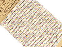 Glamour Hemp Braided Rope 4mm, 3m