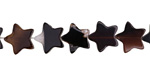 Black Sardonyx Star 10mm