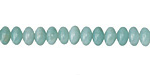 Amazonite (A) Rondelle 6mm