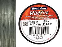 "WildFire Green .008"" Thread, 125 yards"