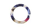 Zola Elements Twilight Matte Acetate Ring 24mm