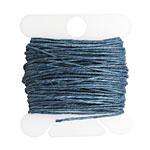 Williamsburg Blue Irish Waxed Linen 4 ply